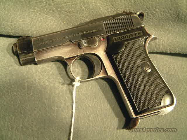 Beretta 1934 32ACP  Guns > Pistols > Beretta Pistols > Small Caliber Tip Out