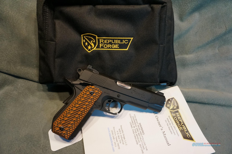 Republic Forge Sturgis 2015 Custom 1911 45ACP  Guns > Pistols > Custom Pistols > 1911 Family