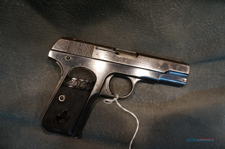 Colt 1903 32ACP  Guns > Pistols > Colt Automatic Pistols (.25, .32, & .380 cal)
