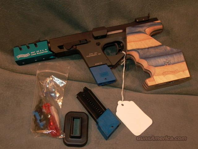 Walther GSP Expert 32S+W  Guns > Pistols > Walther Pistols > Post WWII > Target Pistols