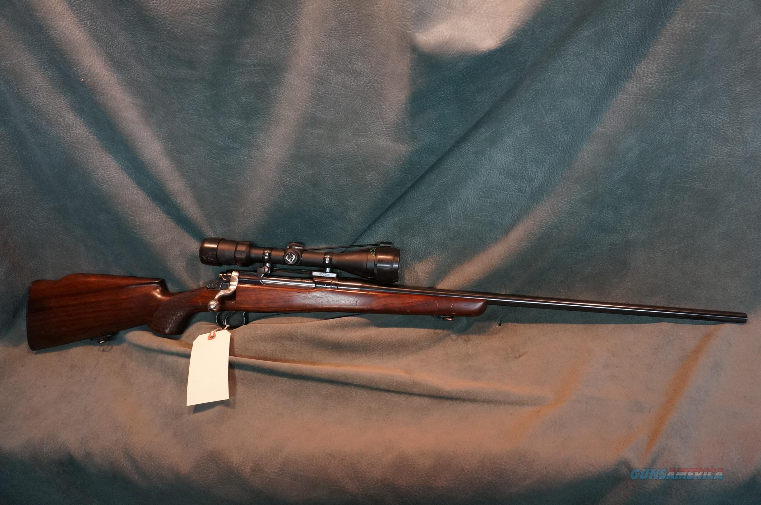 Custom 270 by J.W.VanPatten P.O.Ackley's Foreman  Guns > Rifles > Custom Rifles > Bolt Action