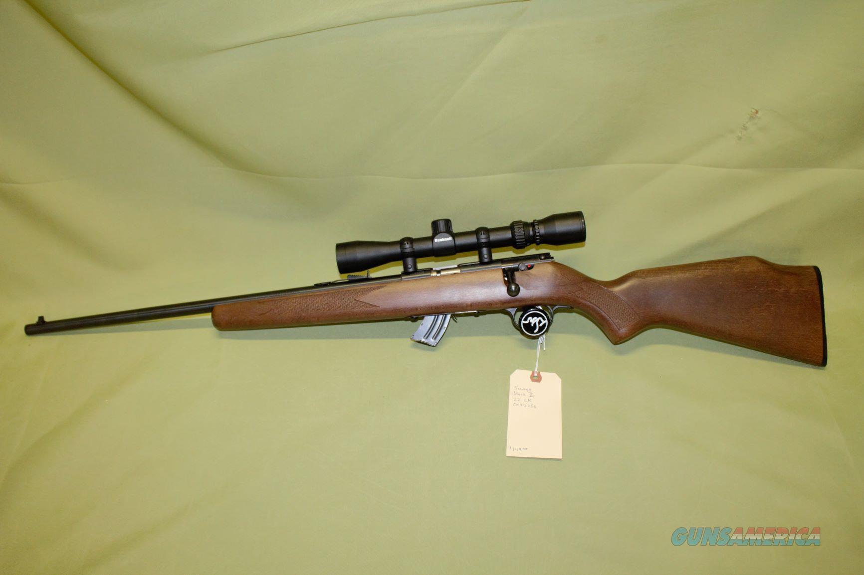 Savage Mark II Left Handed 22LR  Guns > Rifles > Savage Rifles > Rimfire