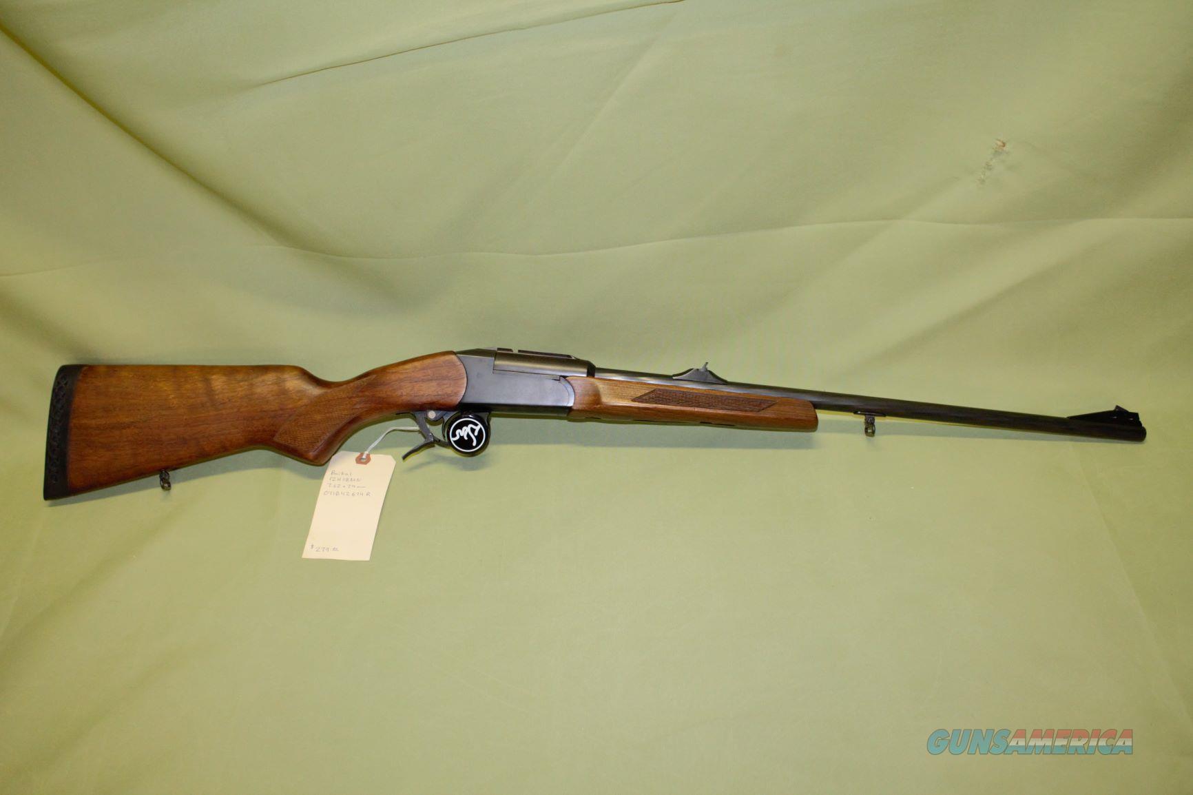 Baikal Single Shot 7.62x39  Guns > Rifles > Baikal Rifles