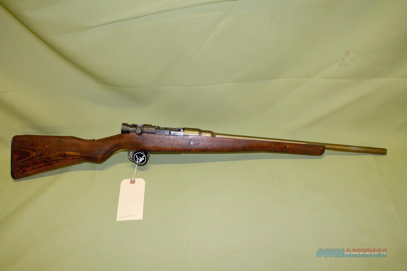 Sporterized Arisaka 99 7.7 Jap   Guns > Rifles > Military Misc. Rifles Non-US > Other