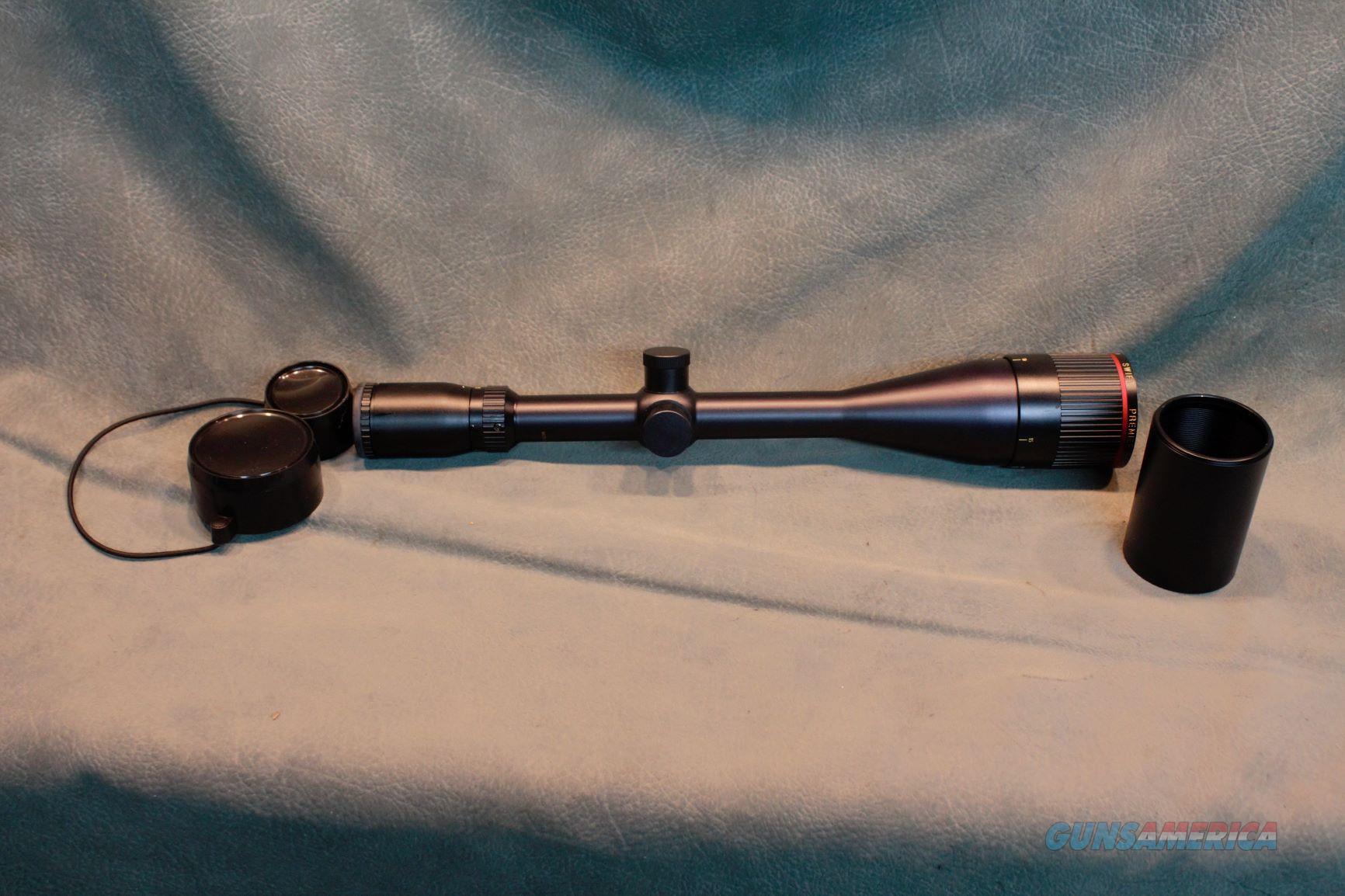 Swift 6-24x50mm Riflescope  Non-Guns > Scopes/Mounts/Rings & Optics > Rifle Scopes > Variable Focal Length