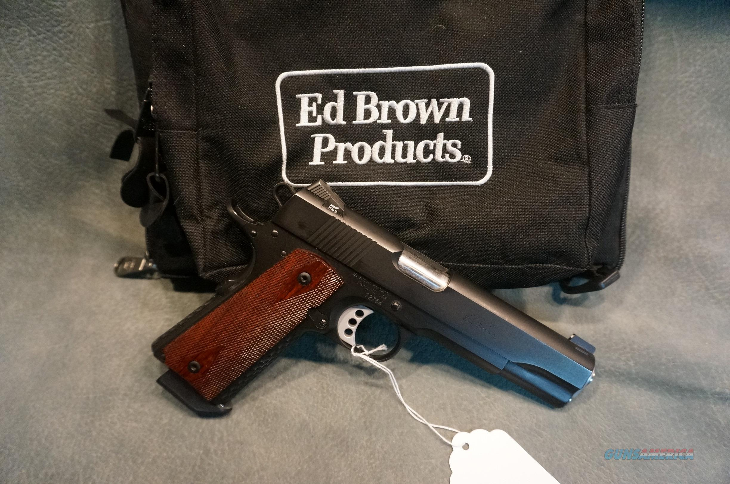 "Ed Brown Special Forces 45ACP 5""   Guns > Pistols > Ed Brown Pistols"