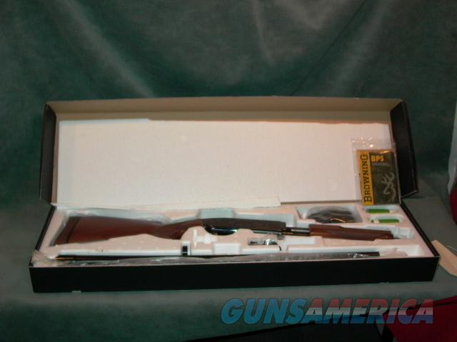 Browning BPS Youth Trap 12Ga LNIB  Guns > Shotguns > Browning Shotguns > Pump Action > Trap/Skeet