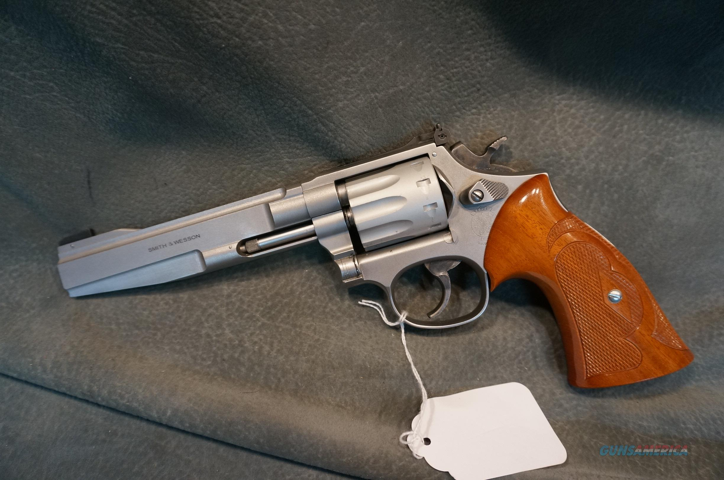 S+W 617-2 22LR Custom 10 shot   Guns > Pistols > Smith & Wesson Revolvers > Med. Frame ( K/L )