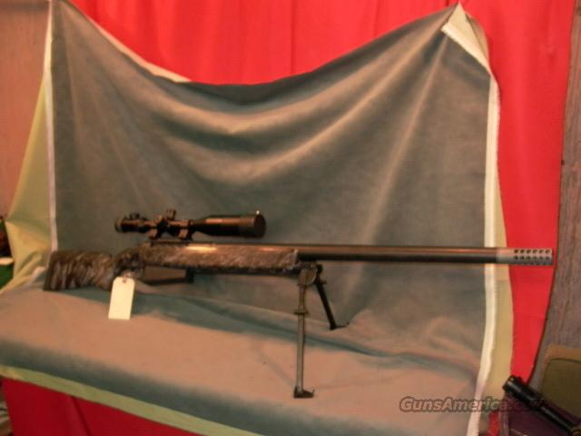 Christensen Arms Ranger 50BMG  Guns > Rifles > Custom Rifles > Bolt Action