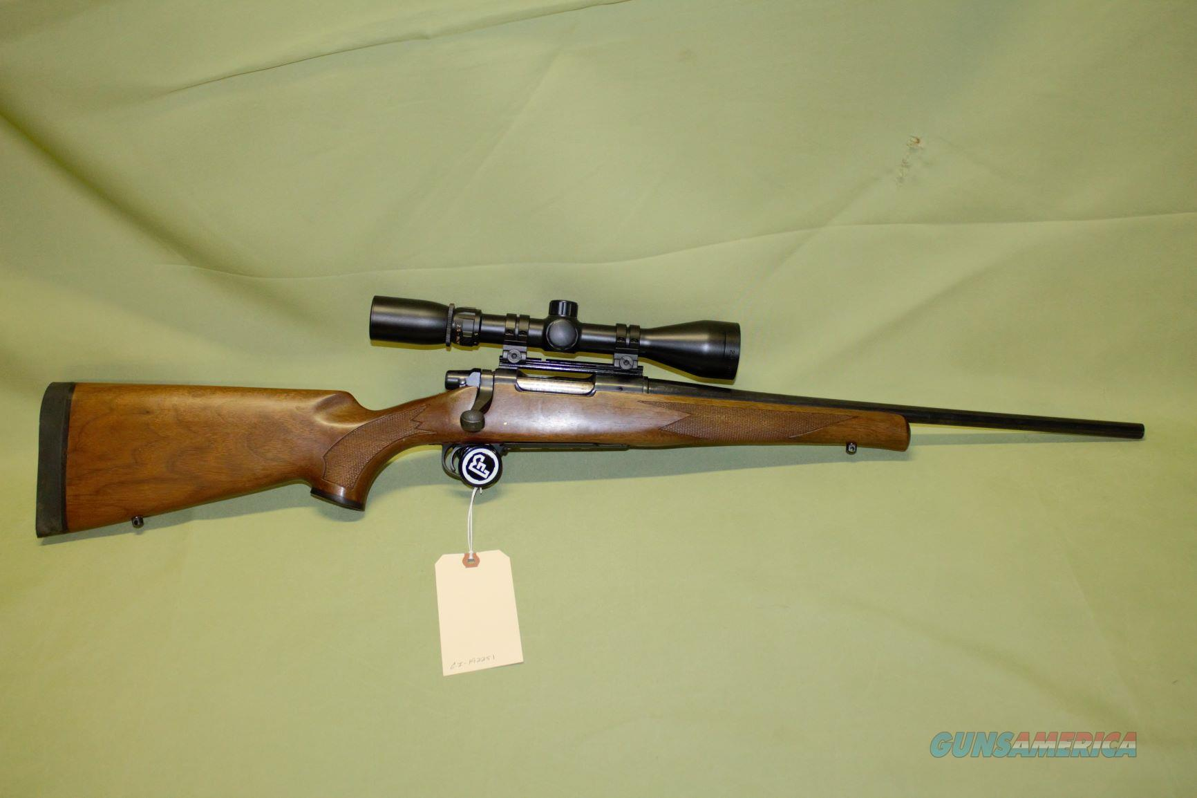 Remington Model Seven 7mm-08  Guns > Rifles > Remington Rifles - Modern > Other