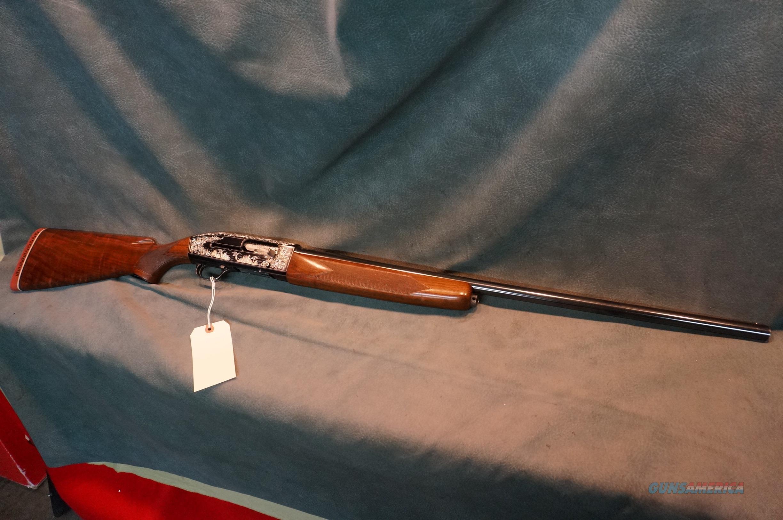 Winchester Model 50 12ga Custom Engraved  Guns > Shotguns > Winchester Shotguns - Modern > Autoloaders > Hunting