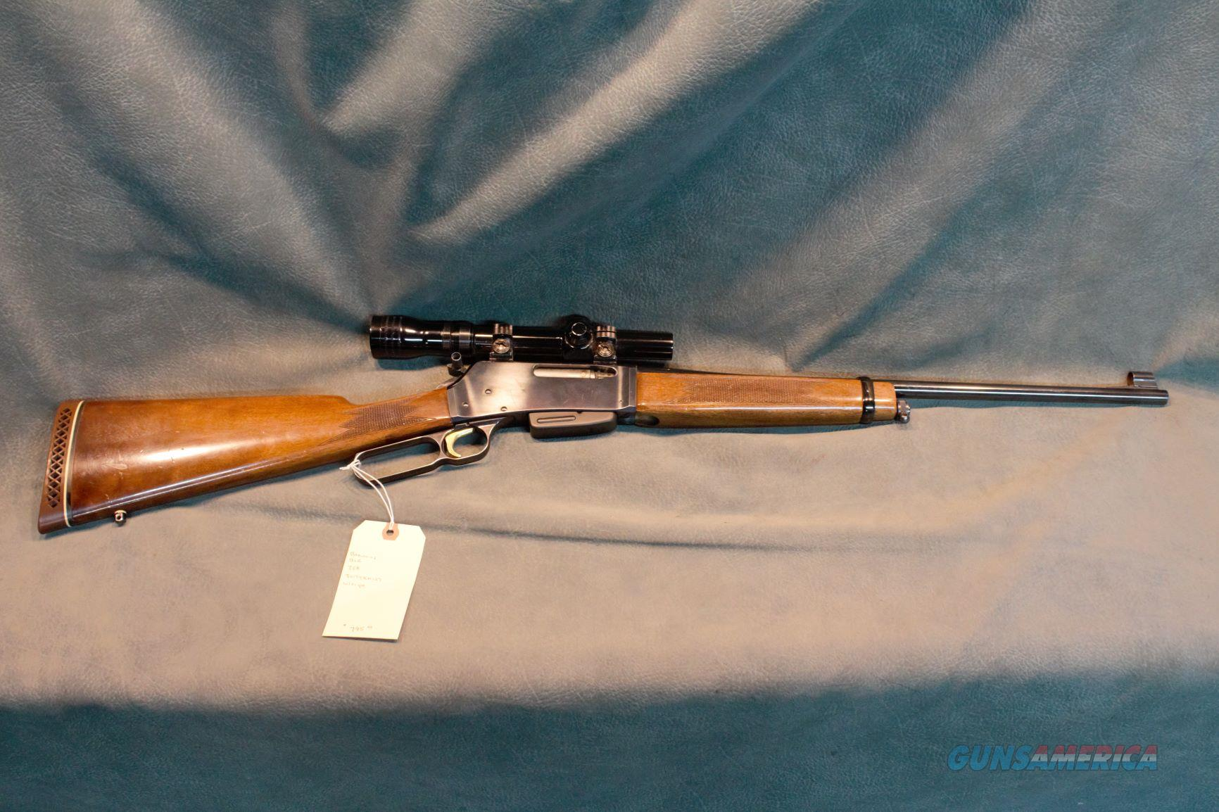 Browning BLR 358 Win  Guns > Rifles > Browning Rifles > Lever Action