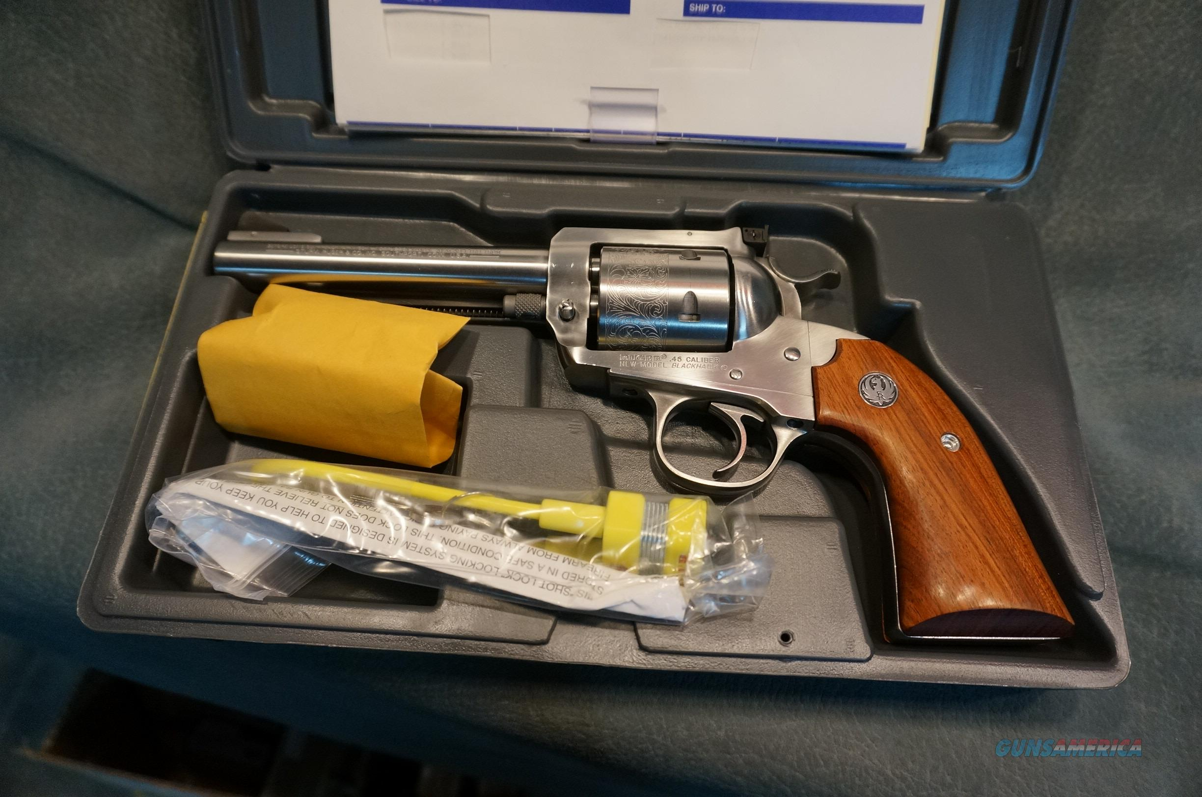 Bowen Classic Arms upgraded Ruger 45LC Bisley  Guns > Pistols > Custom Pistols > Cowboy Action