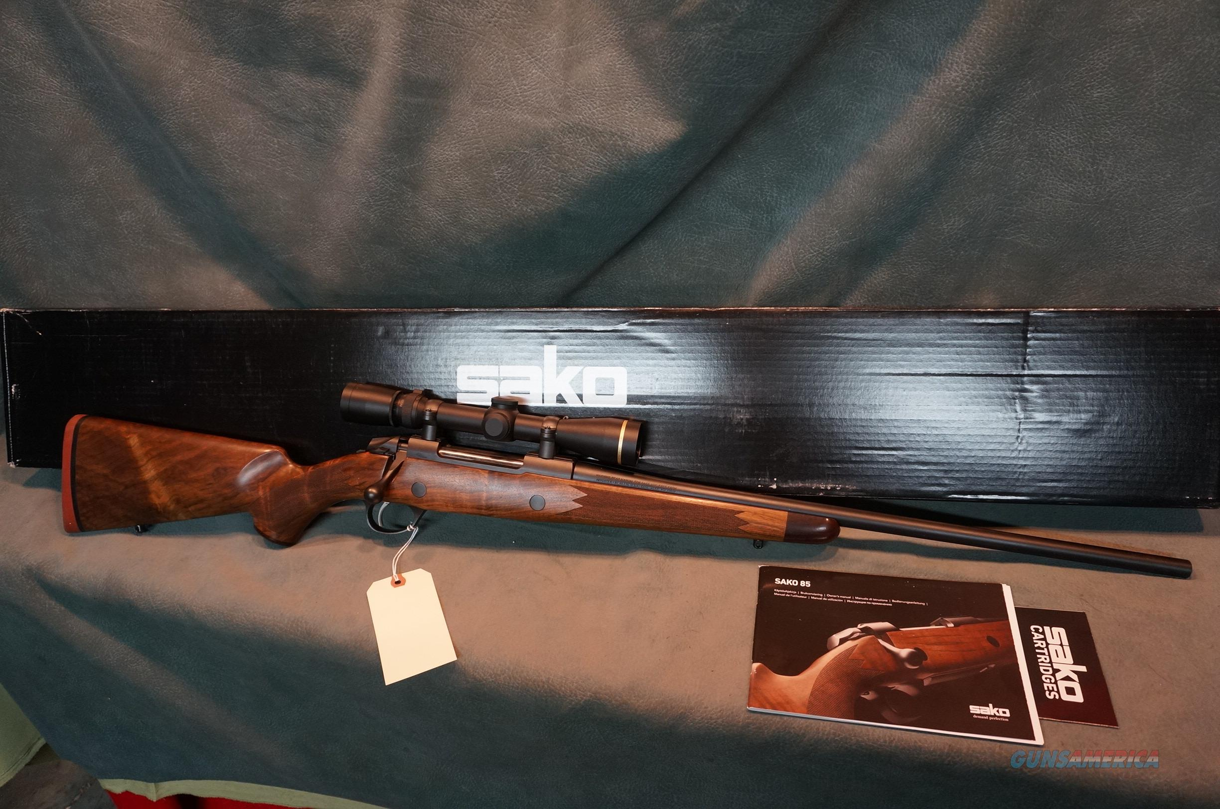 Sako 85M Classic 25-06 w/Leupold scope LNIB  Guns > Rifles > Sako Rifles > M85 Series
