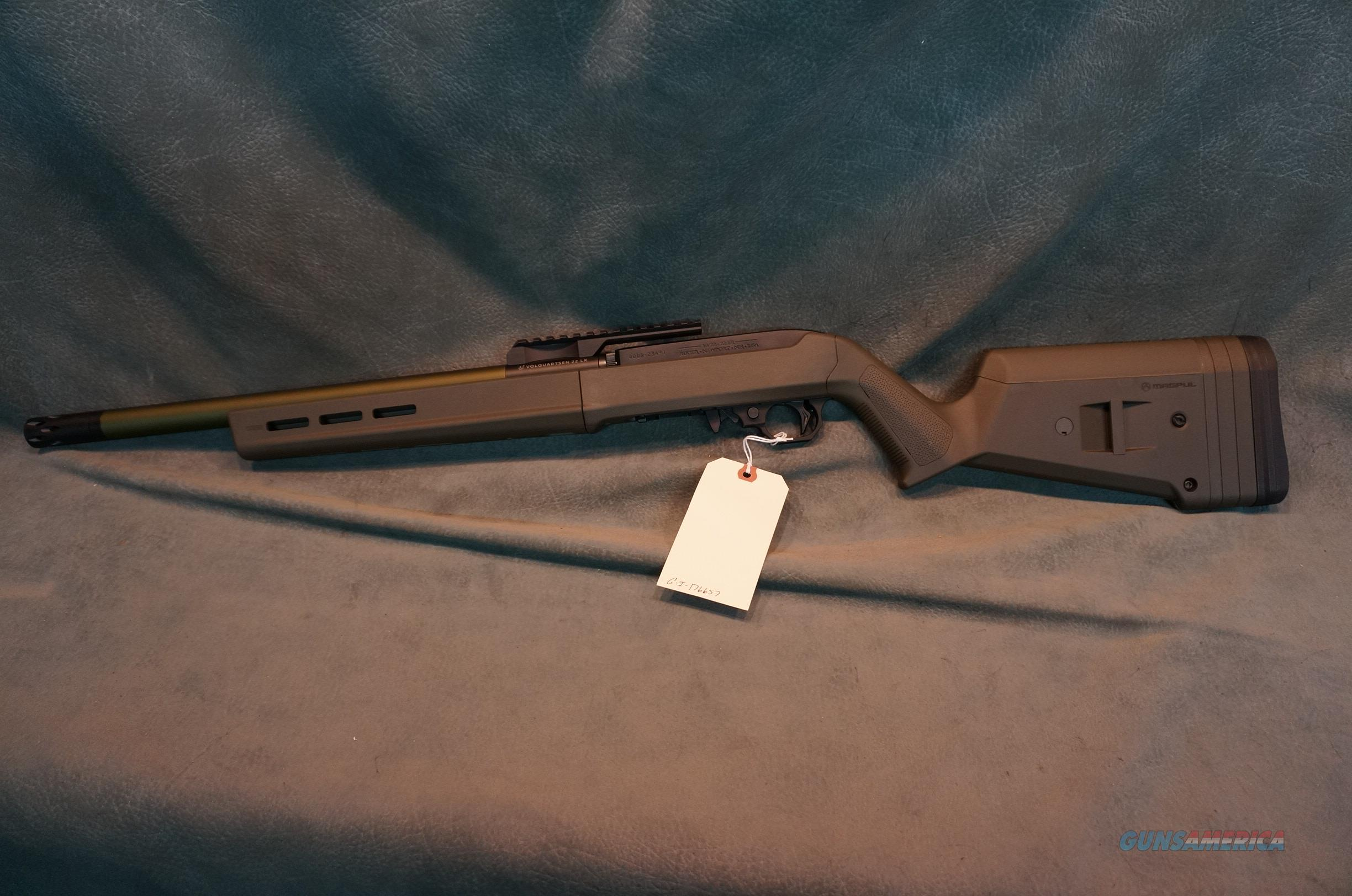 Volquartsen Ruger 10/22 Takedown 22LR Limited Edition NIB, ON SALE!!!  Guns > Rifles > Volquartsen