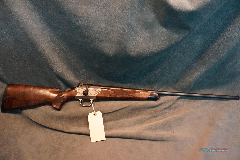 Blaser R93 Luxus 257Wby 300Wby 2 bbl set, great wood  Guns > Rifles > Blaser Rifles/Combos/Drillings