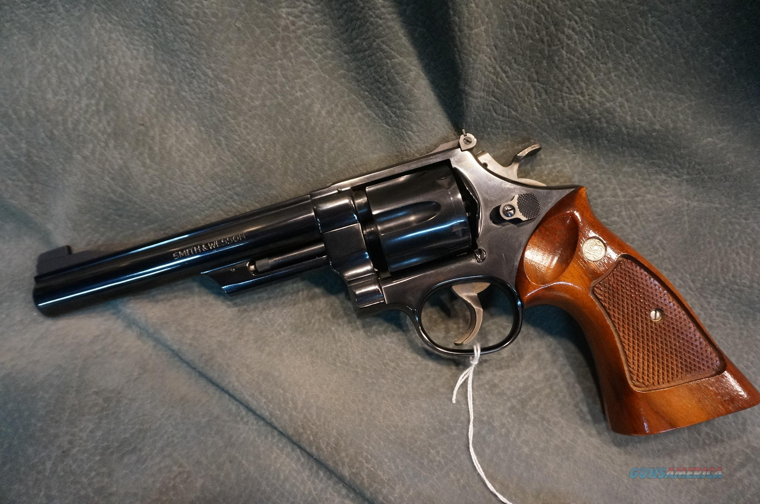 "S+W Model 25-2 45ACP 6 1/2""  Guns > Pistols > Smith & Wesson Revolvers > Full Frame Revolver"
