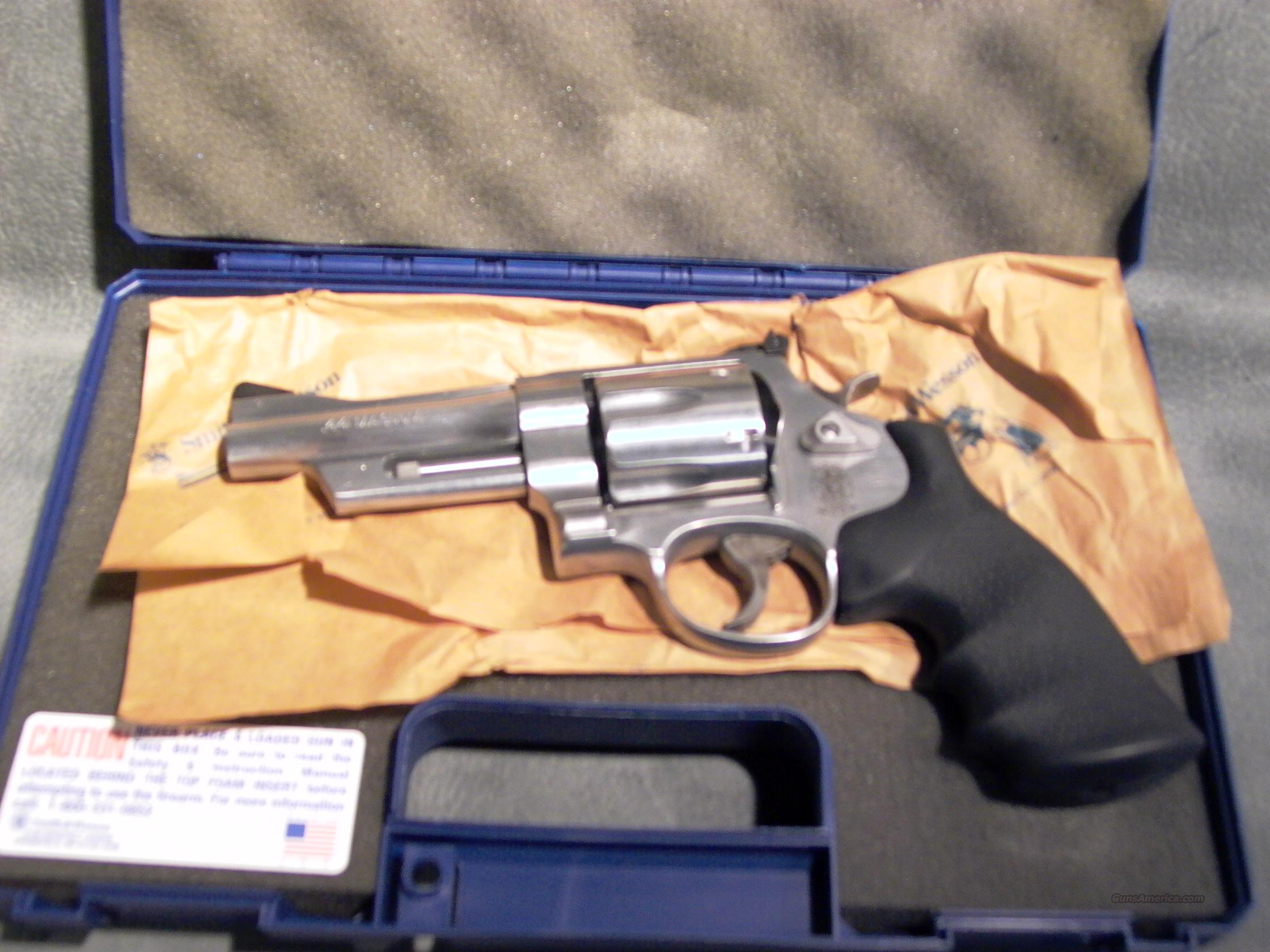 S+W 629-6 44Mag Mountain Gun  Guns > Pistols > Smith & Wesson Revolvers > Model 629