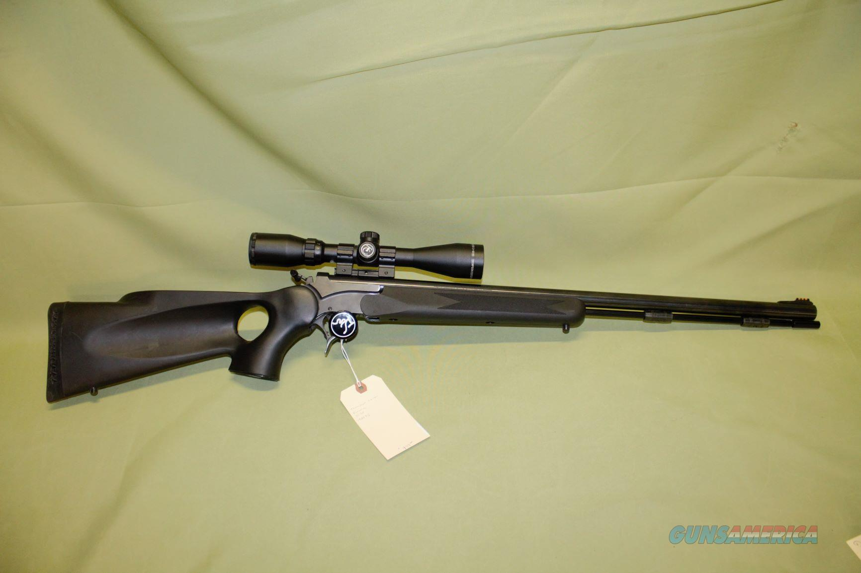 Thompson Center Encore 50 Cal  Guns > Rifles > Thompson Center Muzzleloaders > Inline Style