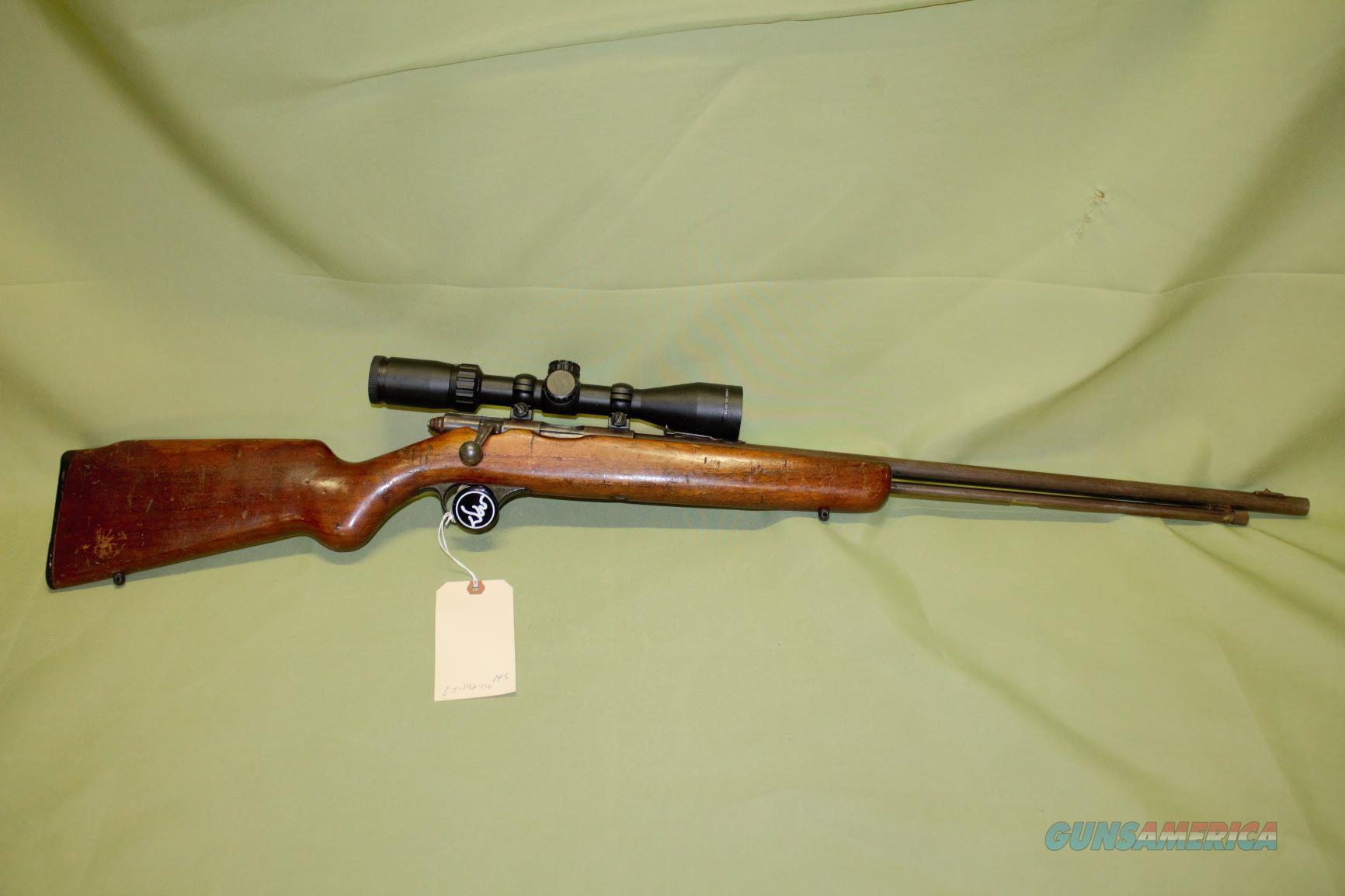 Westernfield M820B 22 S/L/LR  Guns > Rifles > Mossberg Rifles > Other Bolt Action