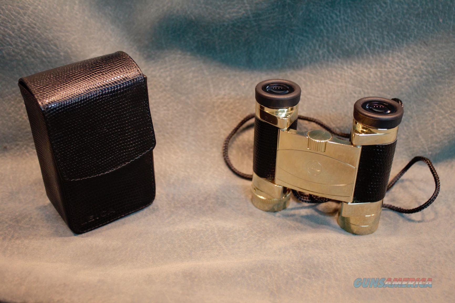 Leica Trinovid Limited Edition 8x20 Brass Binoculars  Non-Guns > Scopes/Mounts/Rings & Optics > Non-Scope Optics > Binoculars