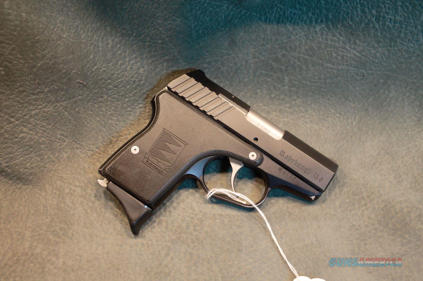 Rohnbaugh R9 9mm  Guns > Pistols > R Misc Pistols