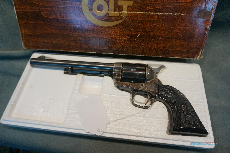"""Colt SAA 44Sp 7 1/2"""" barrel,LNIB  Guns > Pistols > Colt Single Action Revolvers - 3rd Gen."""