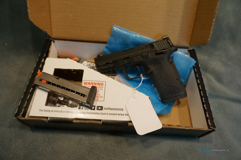 S+W M+P 380 Shield EZ NIB  Guns > Pistols > Smith & Wesson Pistols - Autos > Alloy Frame