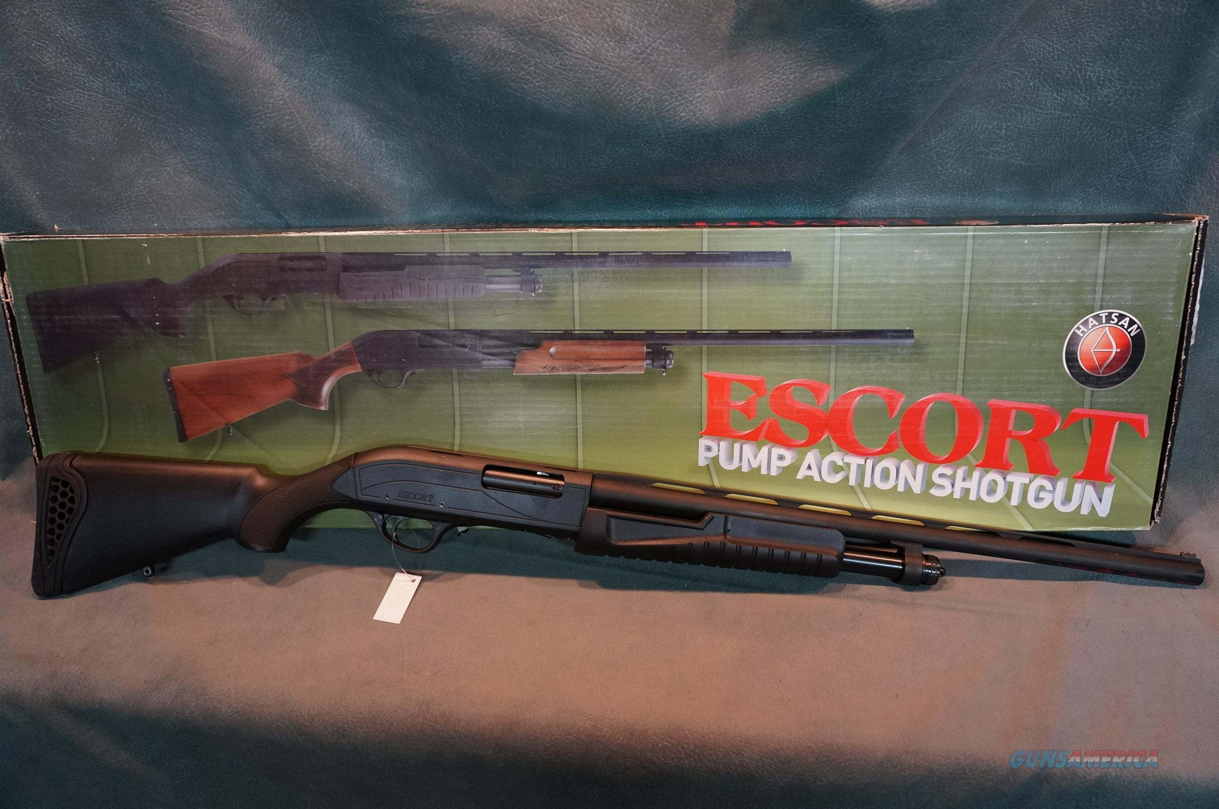Escort 20ga Youth NIB ON SALE!  Guns > Shotguns > Escort