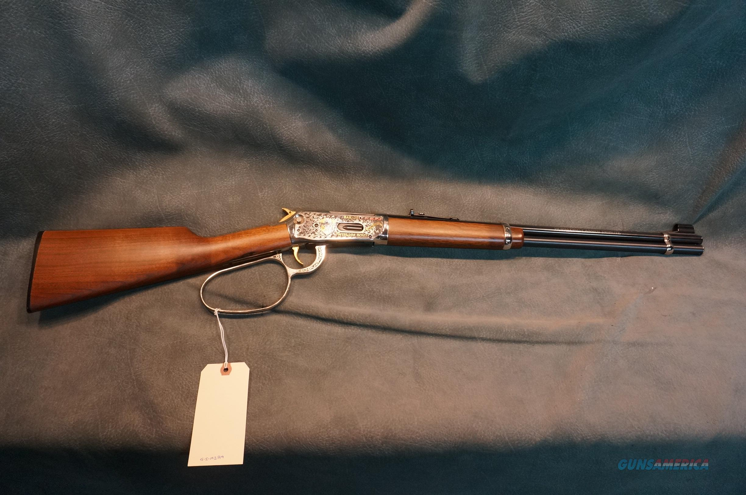 Winchester M94 Hopalong Cassidy Tribute 30x30  Guns > Rifles > Winchester Rifle Commemoratives