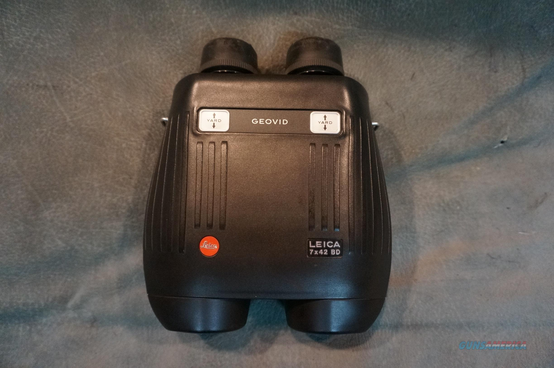 Leica Geovid 7x42BD rangefinding binoculars  Non-Guns > Scopes/Mounts/Rings & Optics > Non-Scope Optics > Binoculars