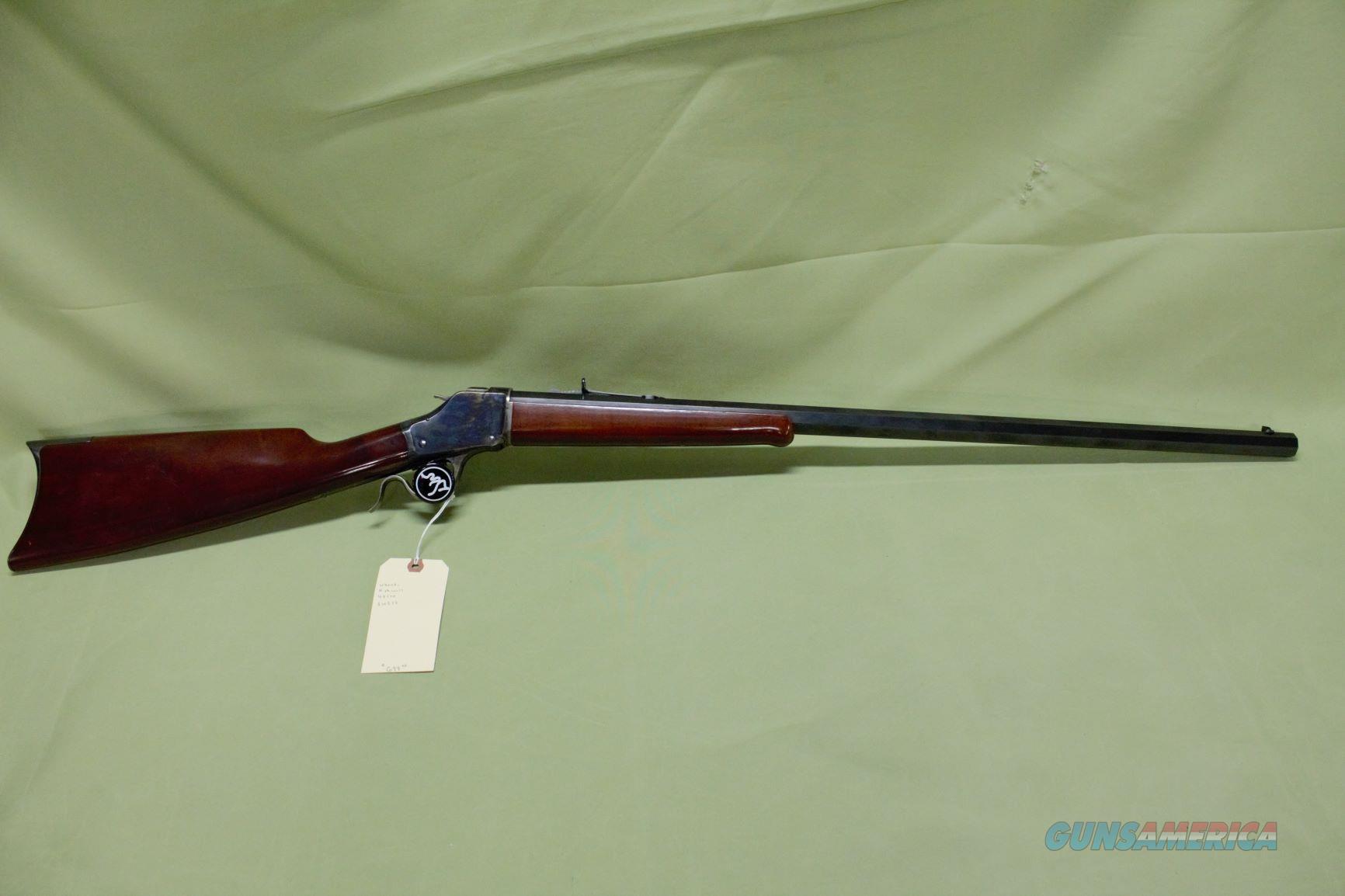 Uberti High Wall 45/70  Guns > Rifles > Uberti Rifles > Single Shot