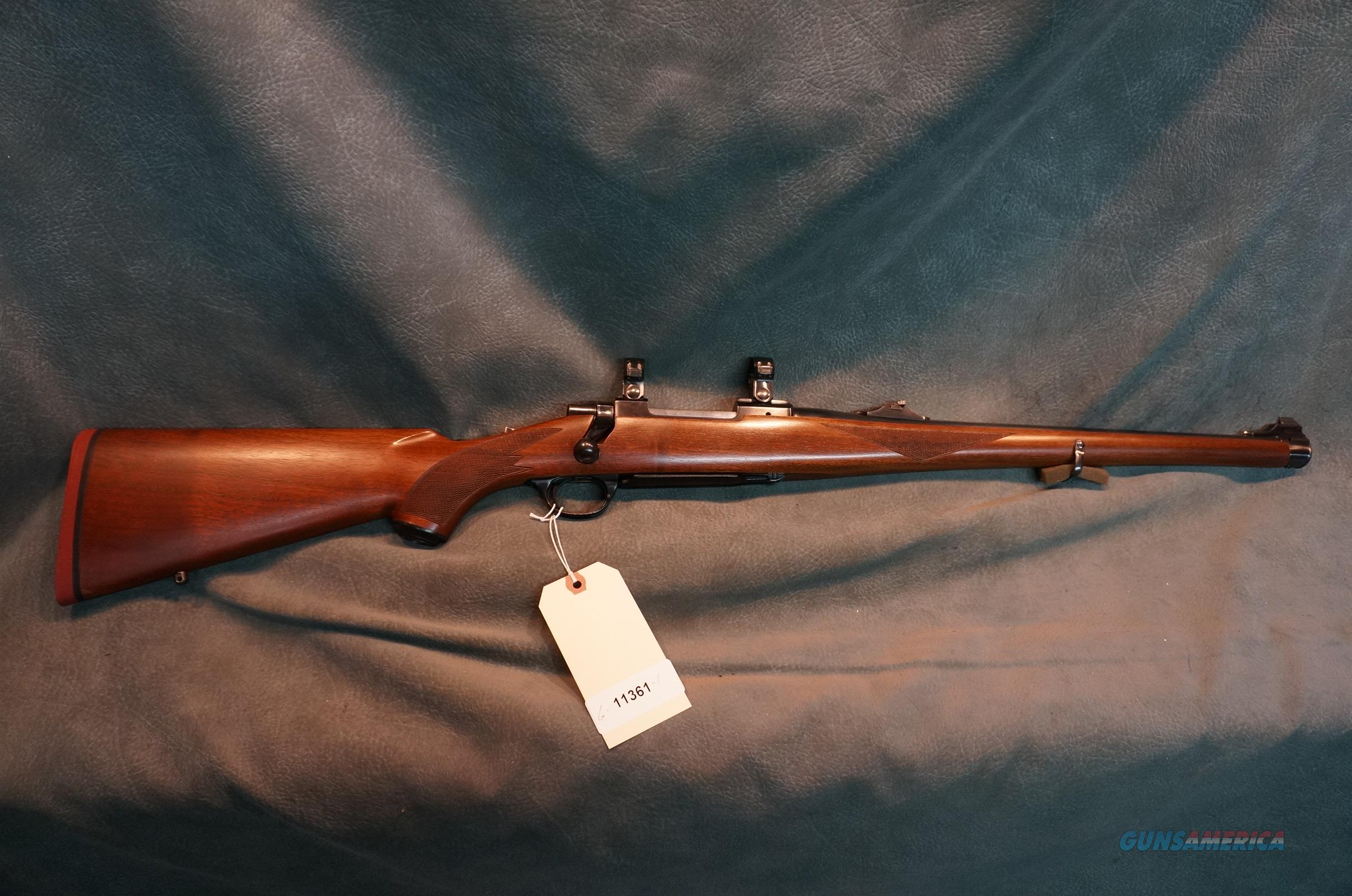 Ruger M77RSI 243Win  Guns > Rifles > Ruger Rifles > Model 77