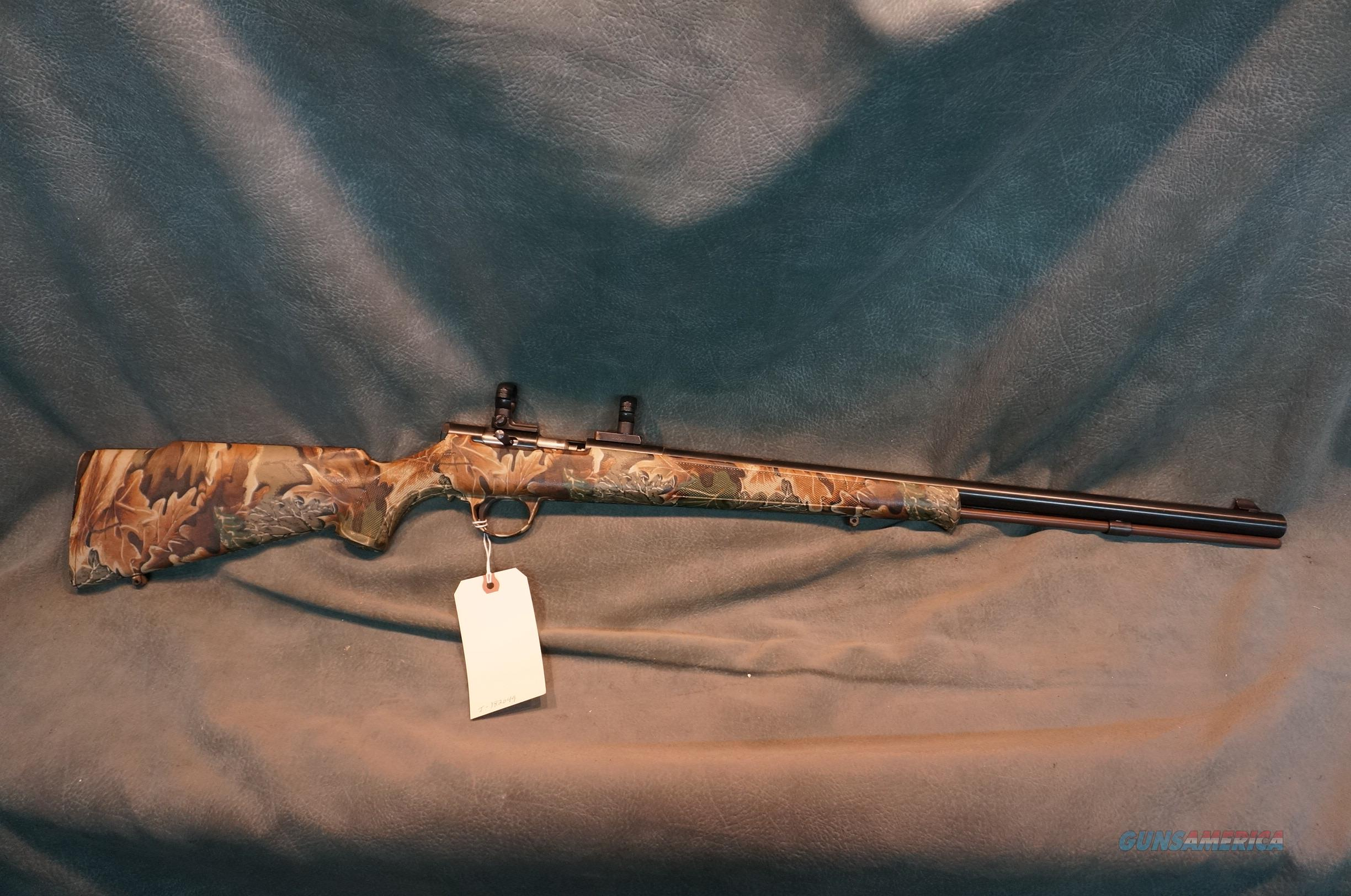 CVA Staghorn 50cal camo  Non-Guns > Black Powder Muzzleloading