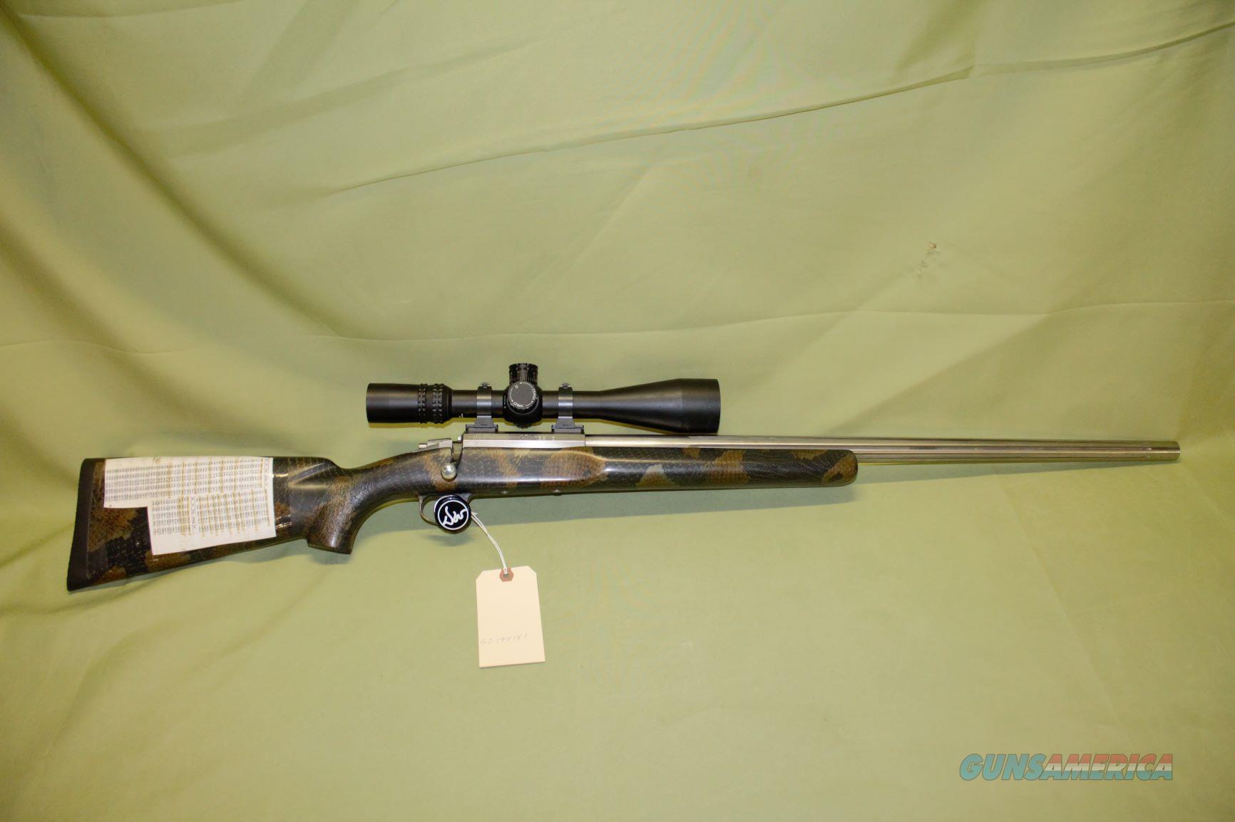 Nesika 6.5x284 Win Benchrest DISCOUNTED!!  Guns > Rifles > Benchrest/Varmint Rifles Misc.