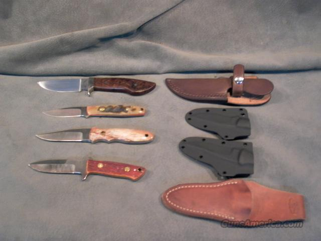 Custom Knives by  Mike Williams,Bob Dozier  Non-Guns > Knives/Swords > Knives > Fixed Blade > Hand Made