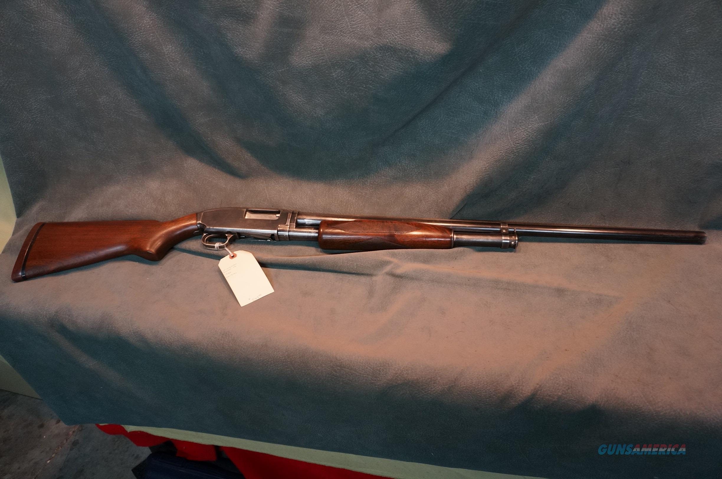 "Winchester Model 12 3"" Heavy Duck solid rib 30"" bbl  Guns > Shotguns > Winchester Shotguns - Modern > Pump Action > Hunting"