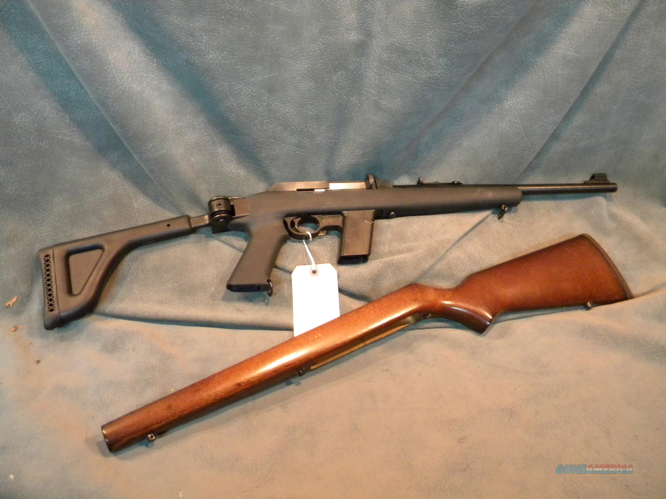Marlin Model 9 Camp 9 9mm w/extra stock for sale