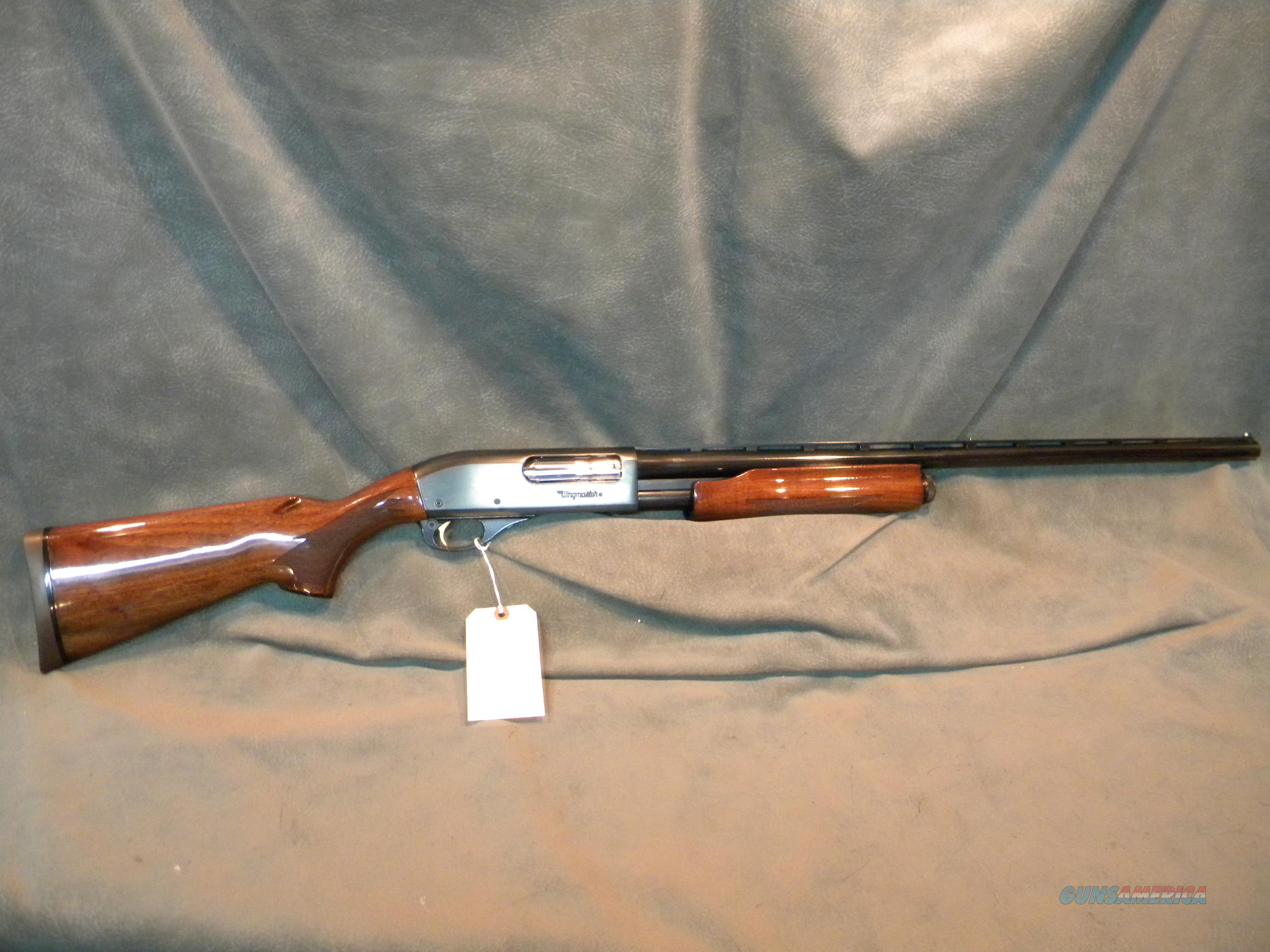 """Remington 870 Wingmaster 12ga 3 1/2"""" Super Magnum"""