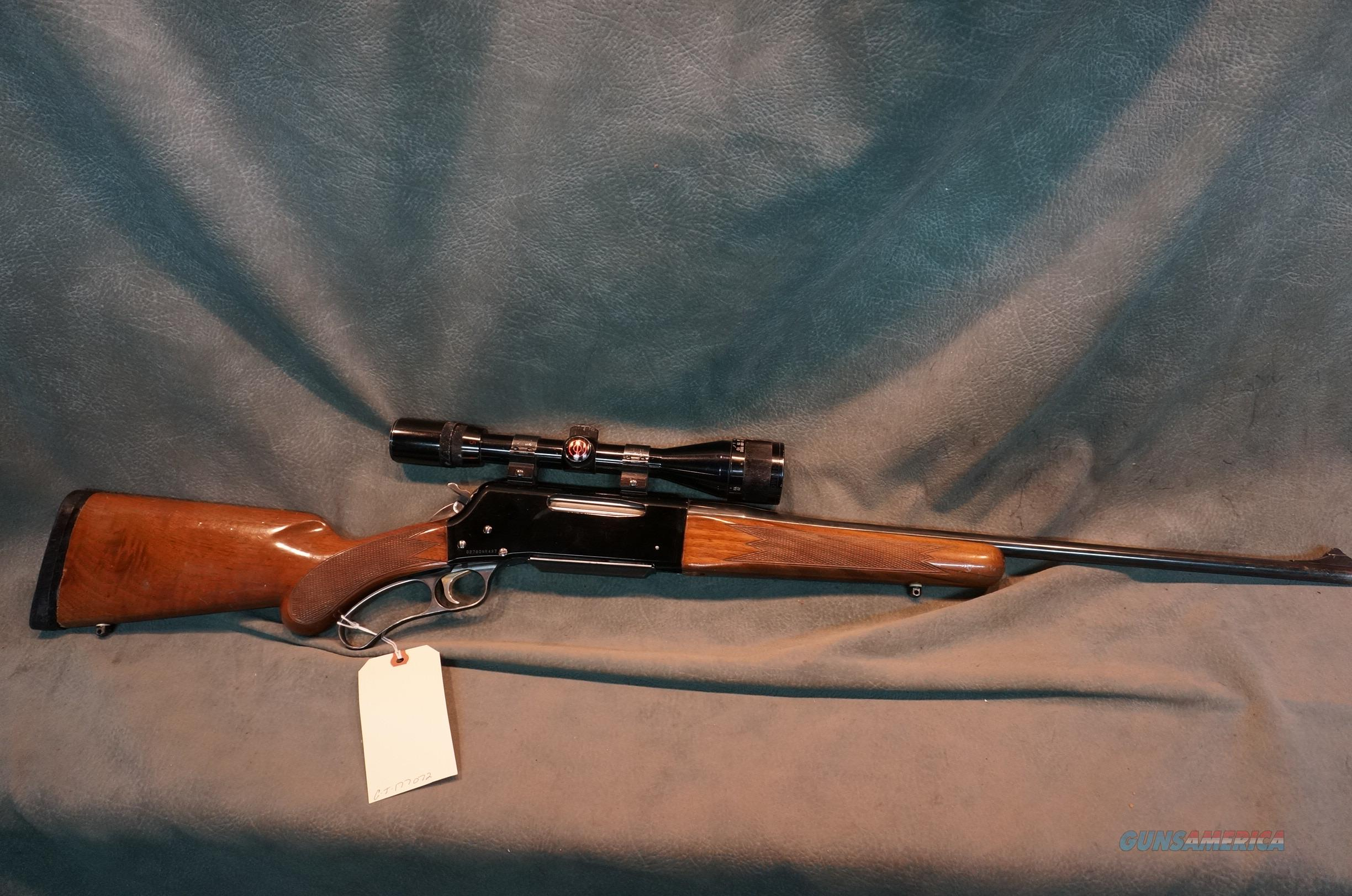 Browning BLR 30-06 Lightning  Guns > Rifles > Browning Rifles > Lever Action