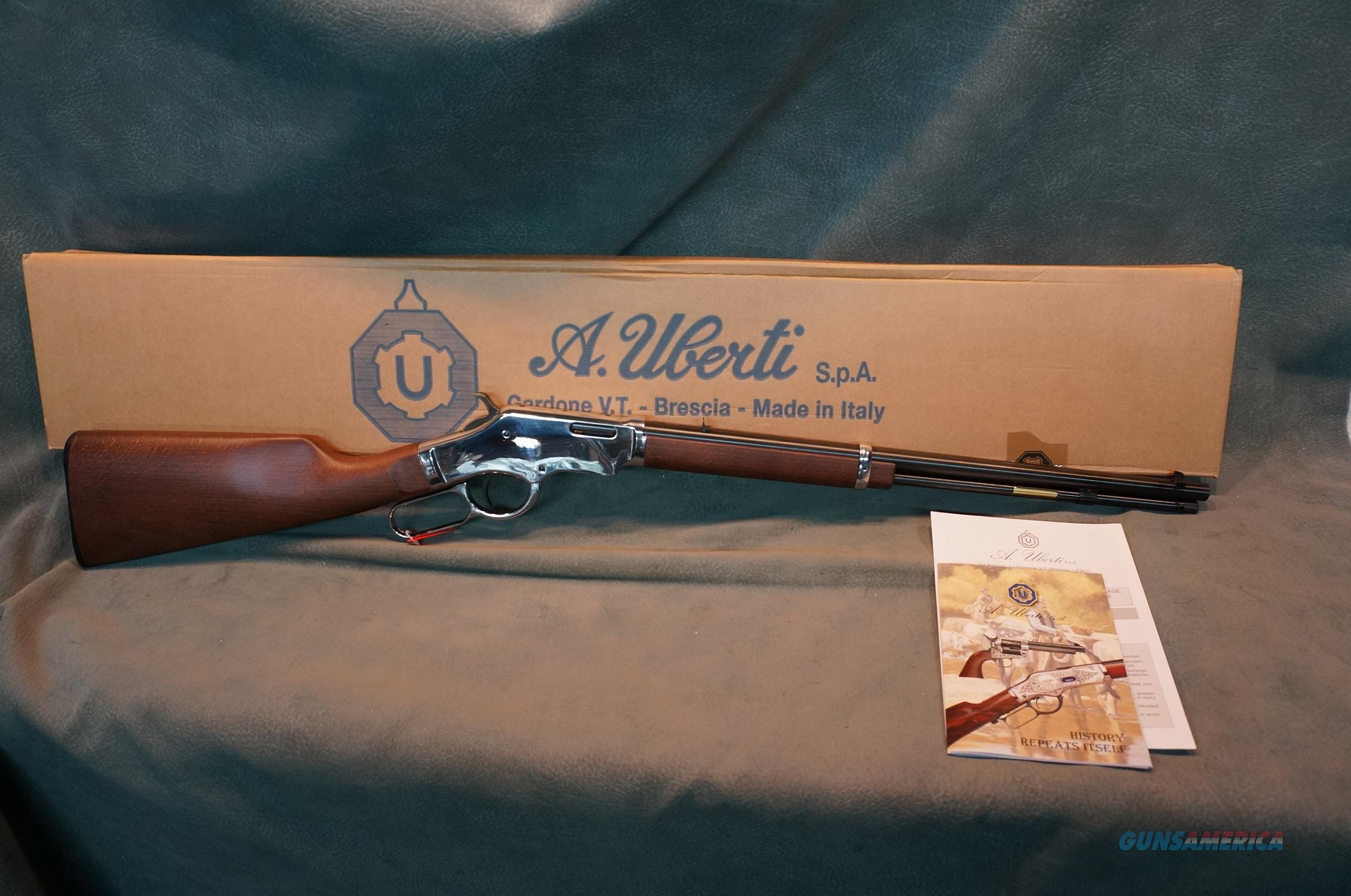 Uberti Silverboy 22LR Lever Action Carbine NIB ON SALE!!  Guns > Rifles > Uberti Rifles > Lever Action