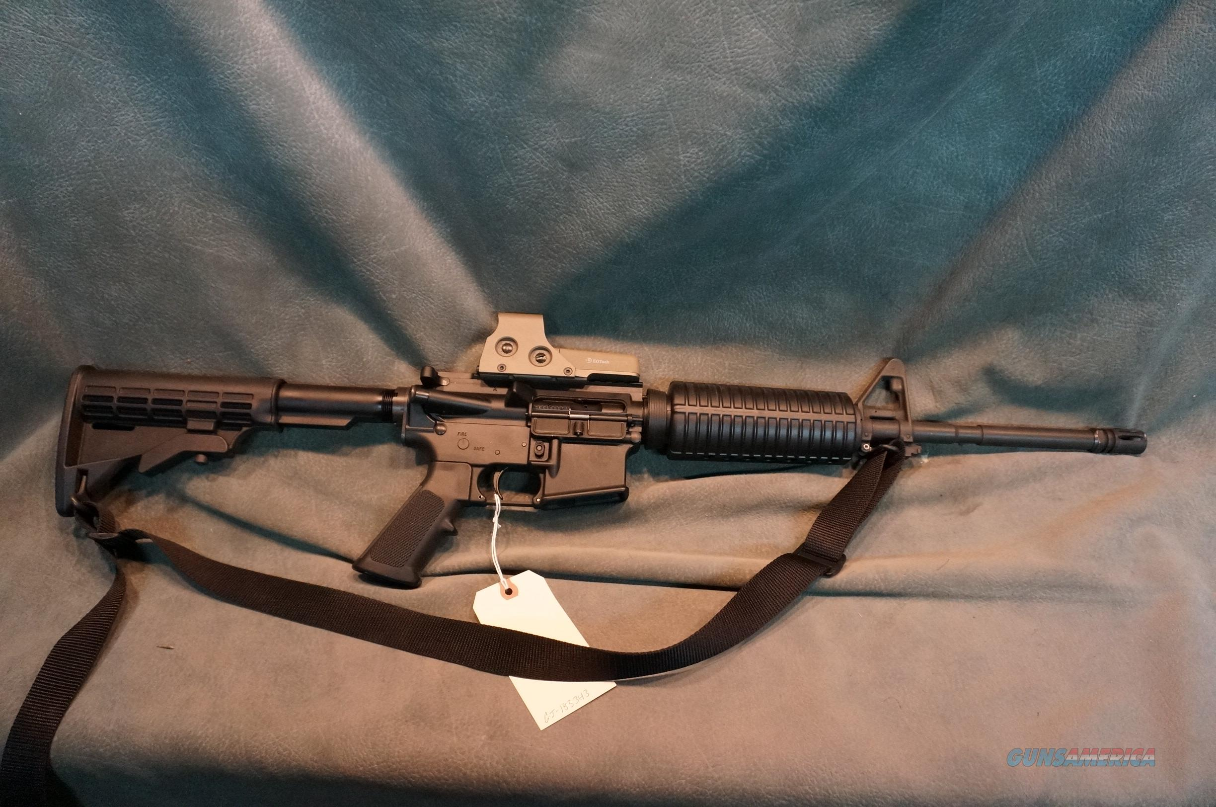 DPMS M4 223 with EOTech  Guns > Rifles > DPMS - Panther Arms > Complete Rifle