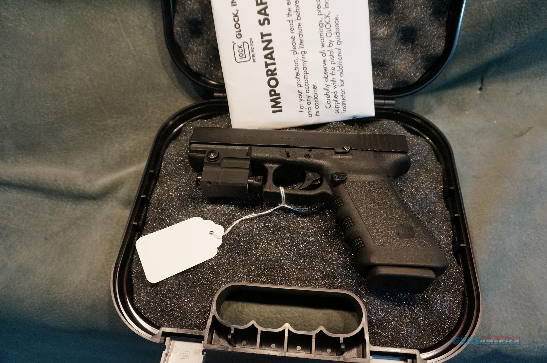 Glock Model 20C 10mm ported w/laser  Guns > Pistols > Glock Pistols > 20/21