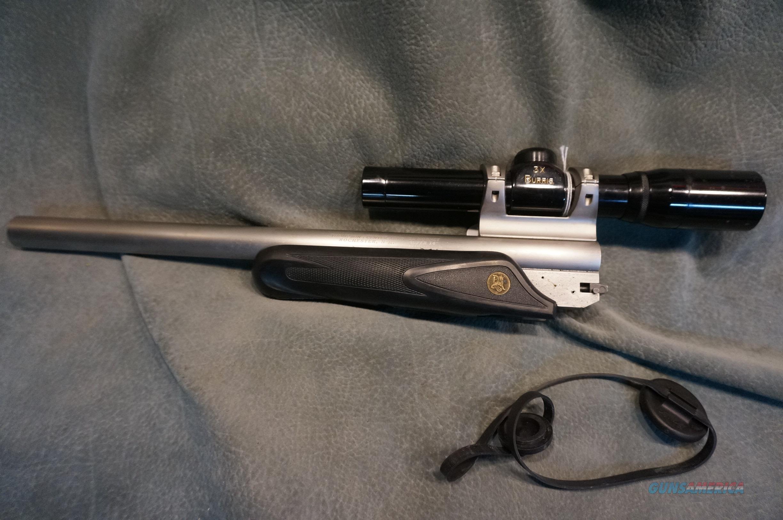 Thompson Contender 22 Hornet bbl with Burris 3X scope  Non-Guns > Barrels