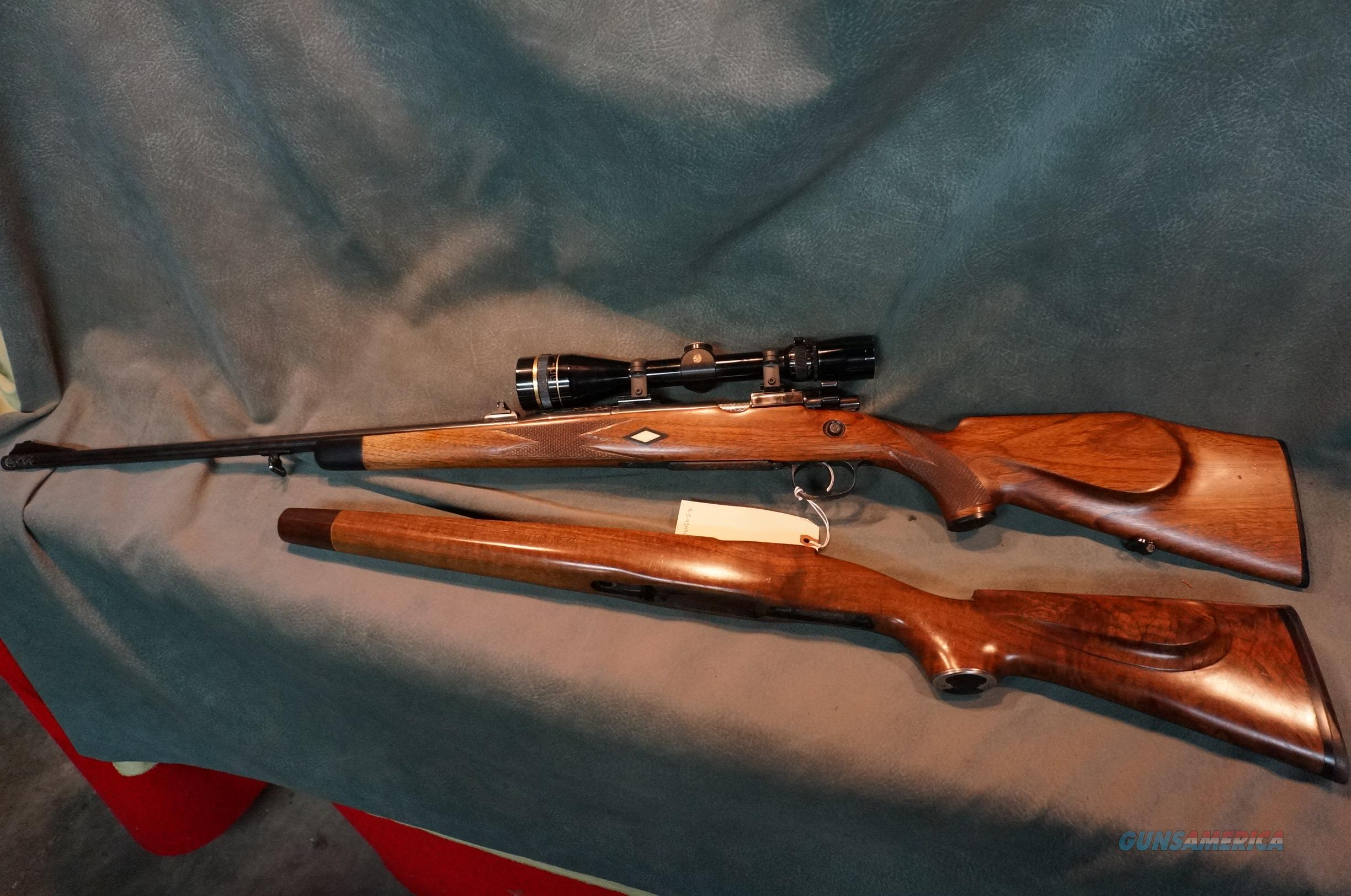 Walther 270 engraved bolt action rifle   Guns > Rifles > Walther Rifles > Umarex