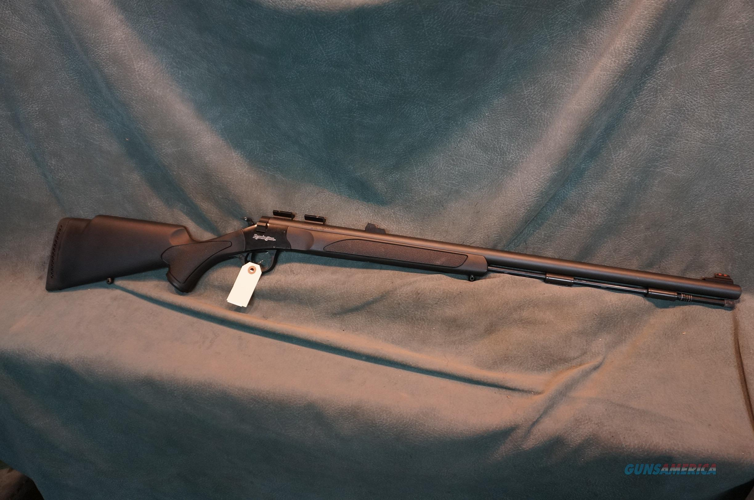 Remington Genesis 50cal  Non-Guns > Black Powder Muzzleloading