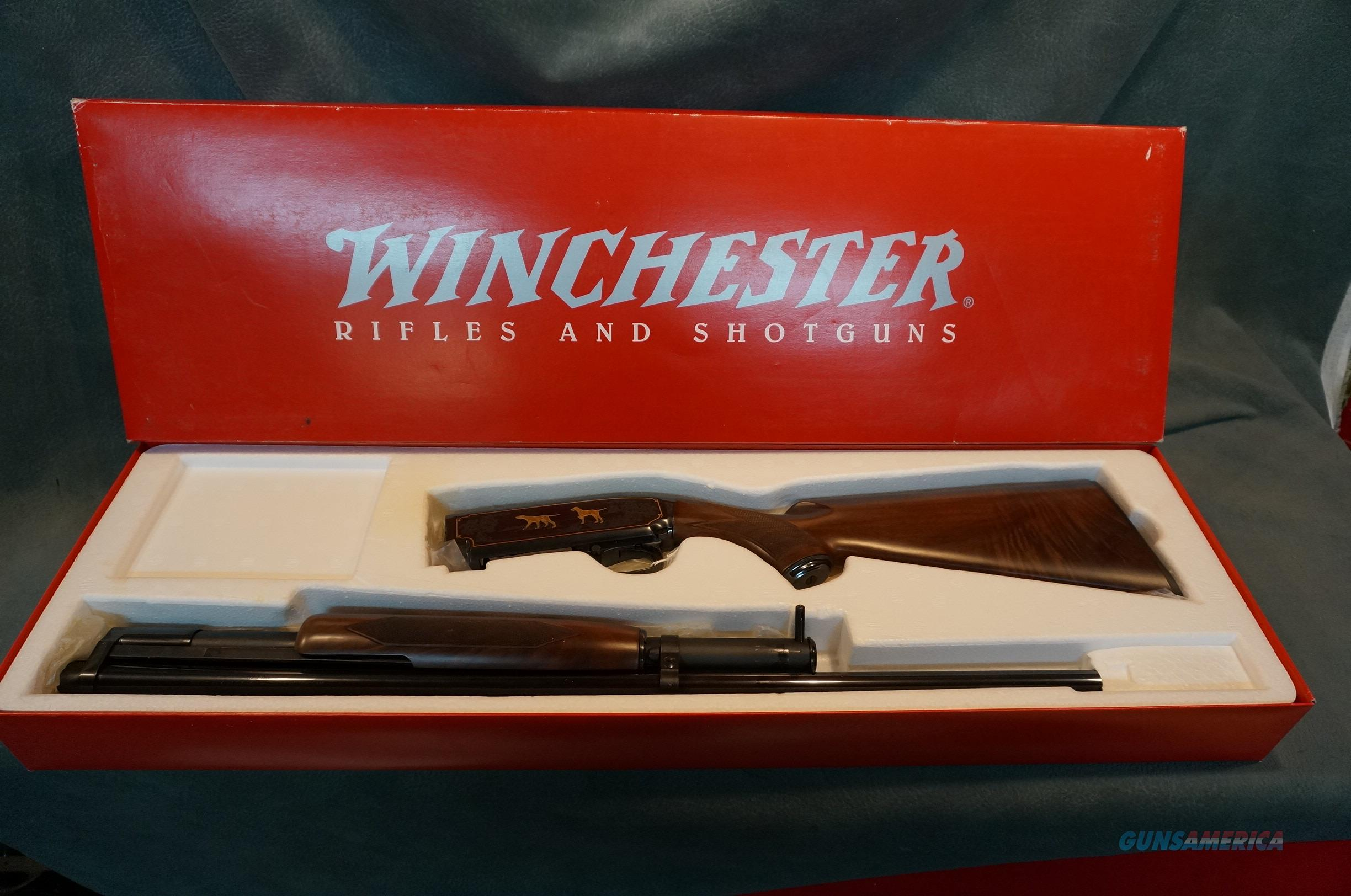 Winchester M12 Limited Edition IV 20ga   Guns > Shotguns > Winchester Shotguns - Modern > Pump Action > Hunting