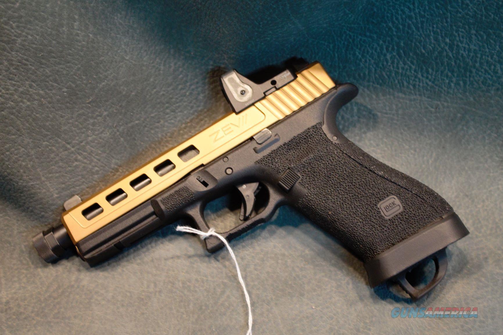 Glock 17 Gen 4 9mm  Guns > Pistols > Glock Pistols > 17