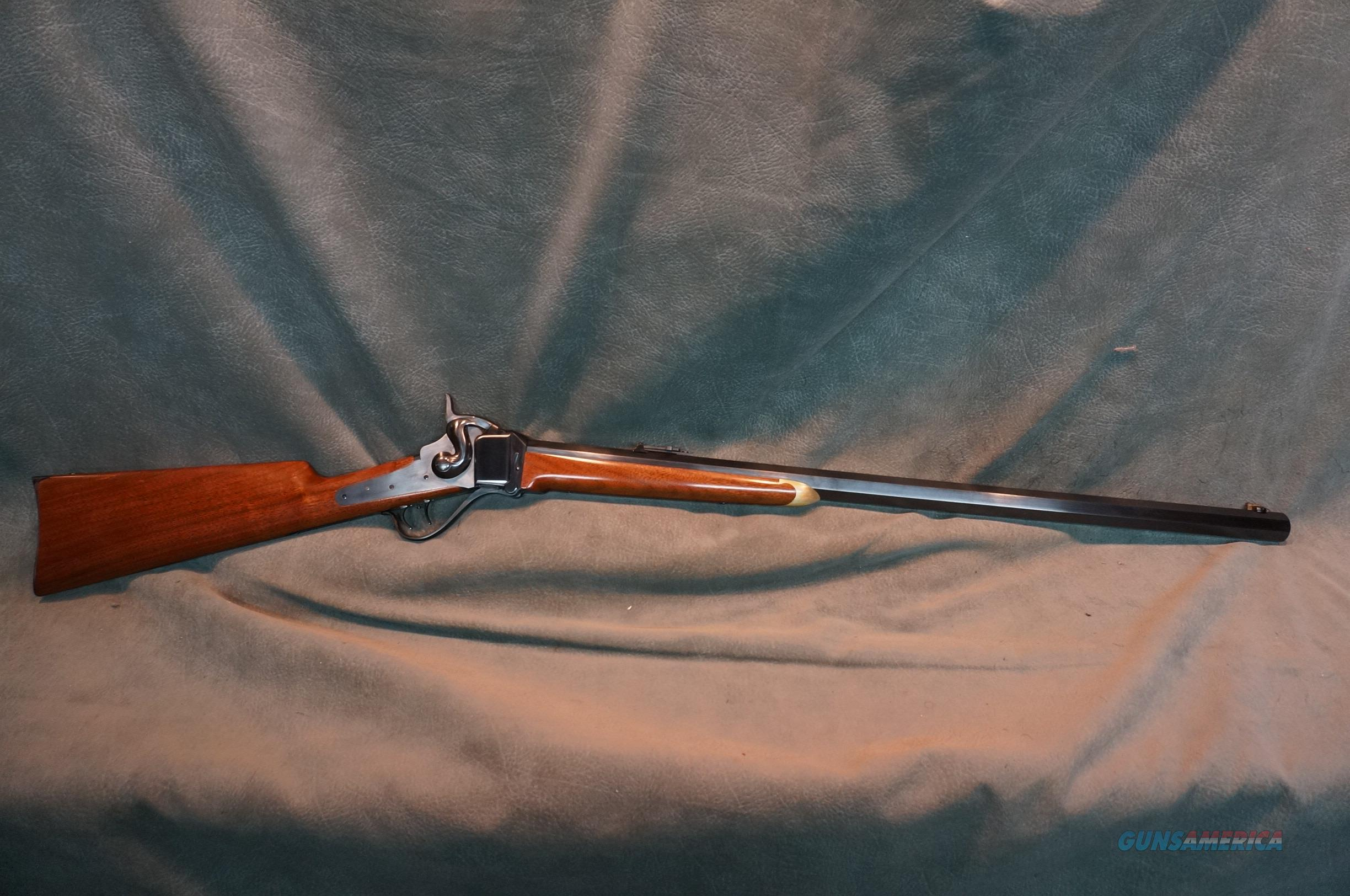 Custom 1874 Sharps 45-70 by Kent Fish Rapid City SD  Guns > Rifles > Sharps Rifles - Replica