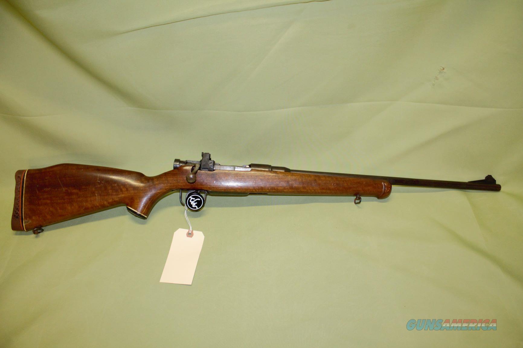 Sporterized Arisaka 99 7.7 Jap  Guns > Rifles > A Misc Rifles